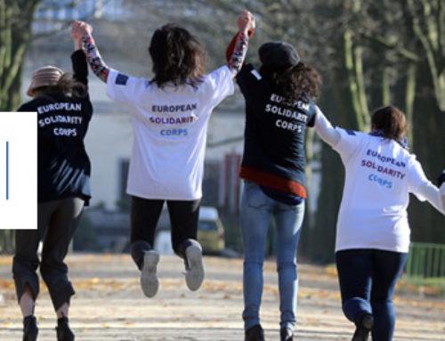 Ανακοίνωση σχετικά με το Πρόγραμμα Εuropean Solidarity Corps